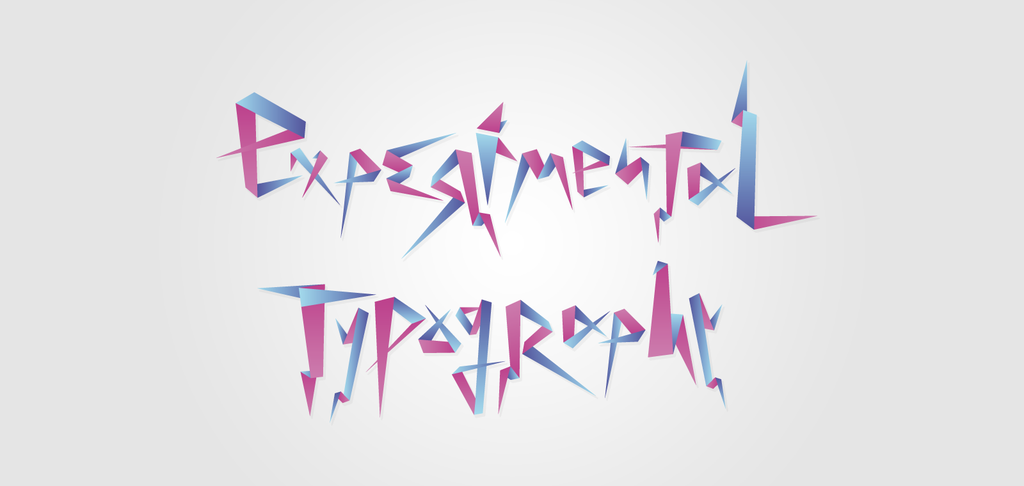 Experimental Typography | CMU EMS2, Fall 2012, Section C