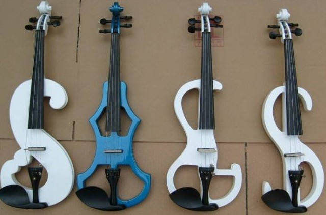 Electric Violin Photo