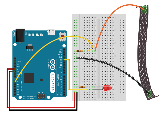 Signal Input/Output - Arduino Libraries