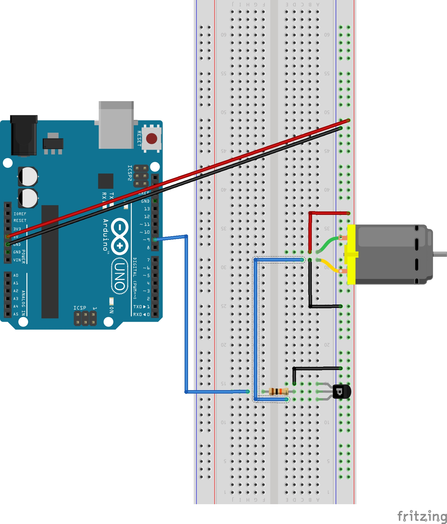 Assignment 105 Dc Motor 60210 A Electronic Media Studio Gt Control Circuits Pwm Speed Circuit Fritz