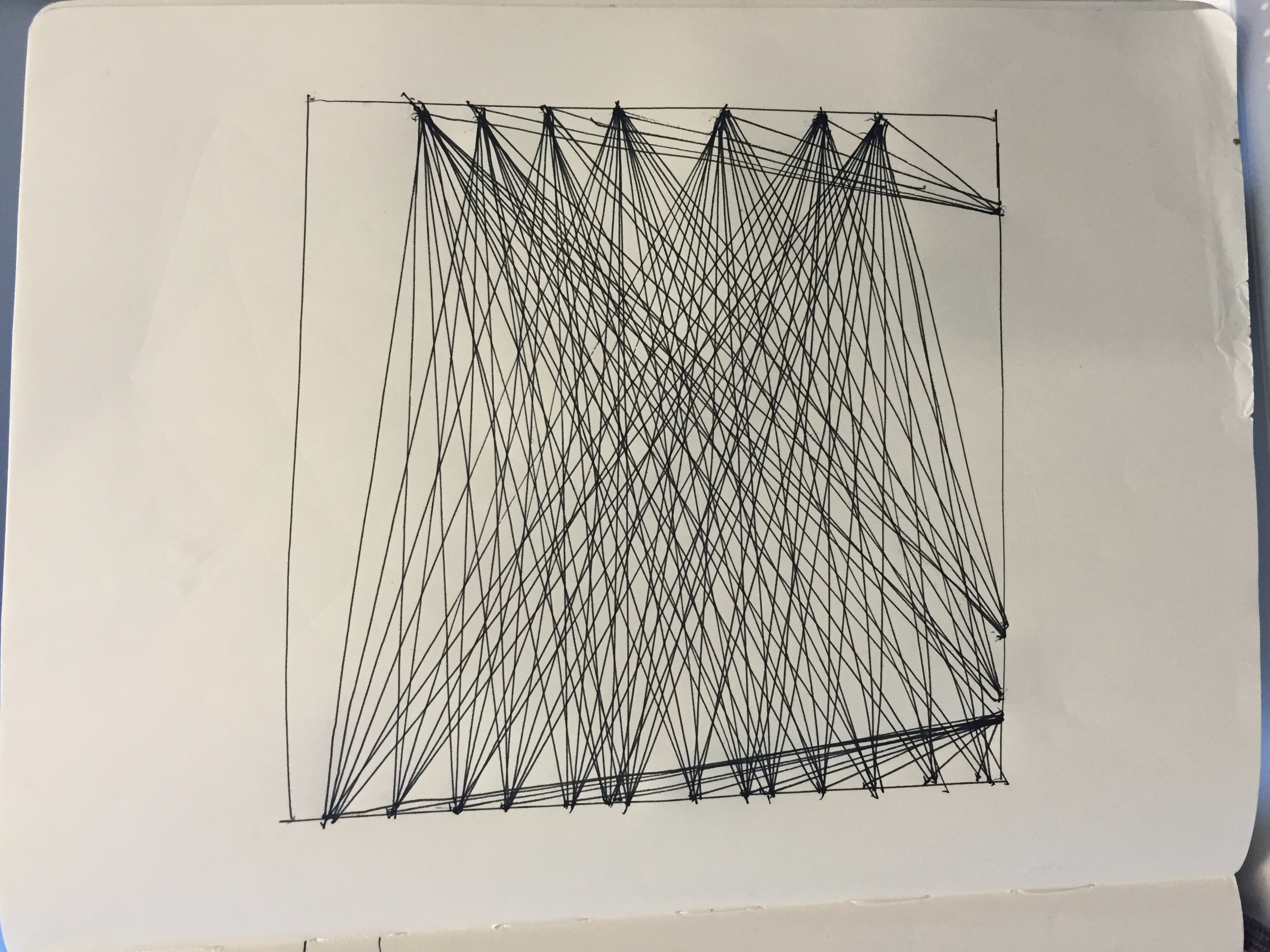 Drawing With Lines And Dots : Instructional drawing