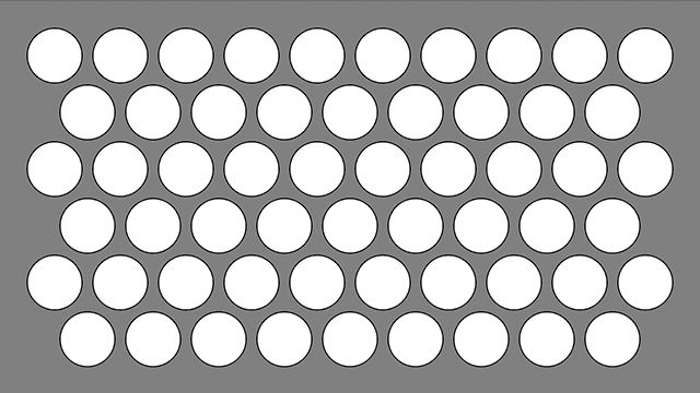 hexagonal-grid