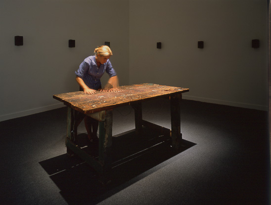 On Touch by Janet Cardiff and George Miller
